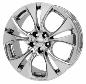 Janta aliaj BROCK B20 SLC 8x18 5X112 ET35 Surface like Chrome
