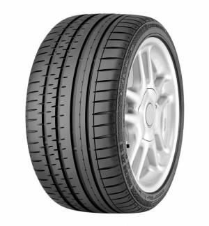 ANVELOPA Vara CONTINENTAL SPORT CONTACT 2 MO FR ML DOT2015  255/45 R18 99Y