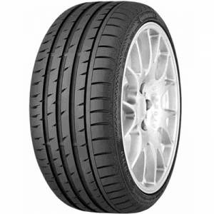 ANVELOPA Vara CONTINENTAL SPORT CONTACT 3 MO  255/40 R17 94W