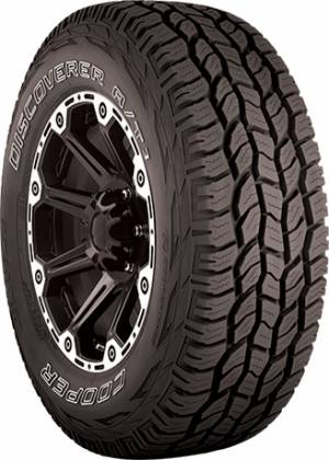 ANVELOPA All season COOPER DISCOVERER AT3 4S OWL  255/65 R17 110T