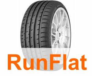 ANVELOPA Vara CONTINENTAL SPORT CONTACT 3 SSR * RFT 225/45 R17 91Y