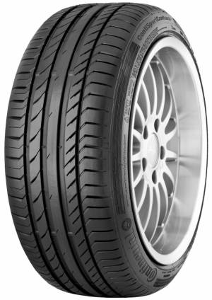 ANVELOPA Vara CONTINENTAL SPORT CONTACT 5 SSR * RFT 255/40 R19 96W