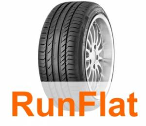 ANVELOPA Vara CONTINENTAL SPORT CONTACT 5 SSR * SUV RFT 315/35 R20 110W XL