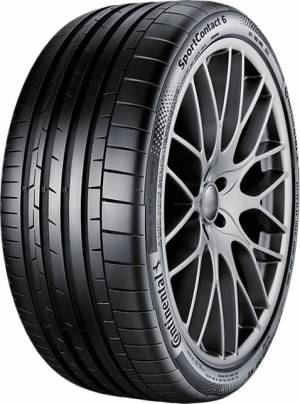 ANVELOPA Vara CONTINENTAL SPORT CONTACT 6  275/30 R20 97Y XL