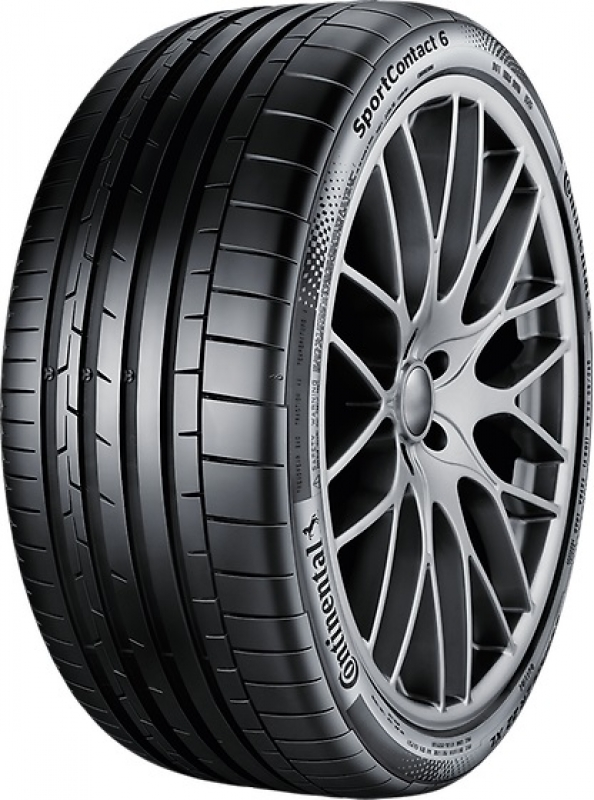 ANVELOPA Vara CONTINENTAL SPORT CONTACT 6 FR MO1  235/40 R18 95Y XL