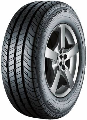 ANVELOPA Vara CONTINENTAL VANCO CONTACT 100 8PR  185/75 R16C 104/102R