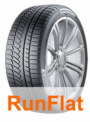 ANVELOPA Iarna CONTINENTAL Winter Contact TS850P * MOE SSR RFT 225/55 R17 97H