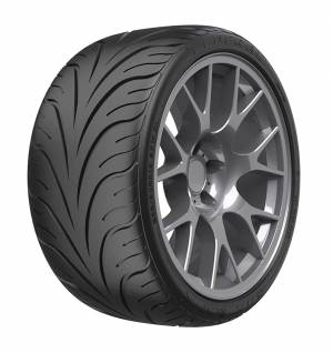 ANVELOPA Vara FEDERAL SS-595 RS-R semi-slick  215/45 R17 87W