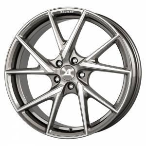 Janta aliaj ALUTEC ADX 8.5x18 5X114.3 ET47 metallic-platinum frontpolished